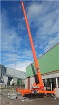 Jekko SPX 1275, 2016, Crawler Cranes