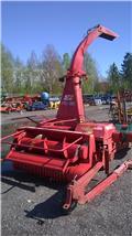 JF 850 Tarkkuussilppuri, Forage Harvester