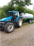New Holland + vidanje Agudo 12500 l 8560, 1999, Alte masini agricole
