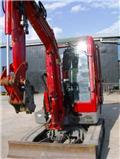 Yanmar B 25 V, 2006, Mini excavadoras < 7t