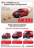 Citroën haszongépjárművek teljes választéka, 2008, Dobozos teherautók