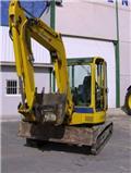 Yanmar Vio 45, 2007, Mini excavadoras < 7t