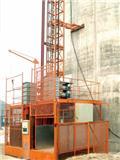 Fangyuan SC 200、2014、吊車和物料升降機