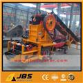 JBS YDP2540 Mobile Tractor Stone Crusher Plant, 2017, Aggregate plants