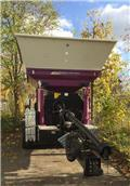 Murska 2000 MAX CB Mühle, 2014, Silo equipment