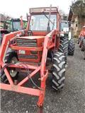 Fiat 6588, 1990, Traktori