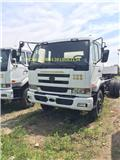 Nissan CWB459, 2010, Tracked Dumpers