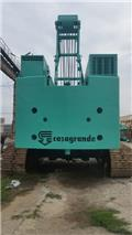 Casagrande C60, 1996, Tracked cranes