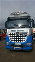 Mercedes-Benz Arcos 3351 6x4 Tractor Unit Heavy Haulage, 2015, Tractor Units