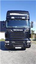 Scania R620, 2011, Cabezas tractoras