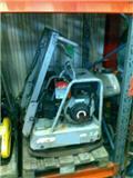 Swepac 200 kg bensin, 2006, Vibrátorok