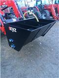XYZ sandspridare 800 liter till 2500, 2015, Sand And Salt Spreaders