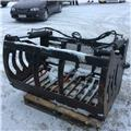 Silocut 150 rehuleikkuri, Front loader accessories