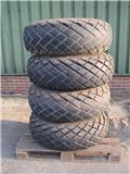 Bridgestone 13.6 R16, Pyörät