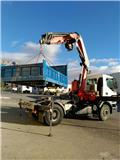 Camion GRUA RENAULT 420 4X2 FASSI 360 2005, 2005, Truck mounted cranes