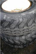 Mitas 500-60-22.5 tyres and rims, Tyres