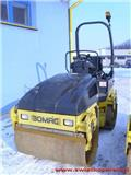 Bomag BW 120, 2005, Cilindros