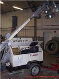Terex RL 4000, 2005, Kiti naudoti statybos komponentai