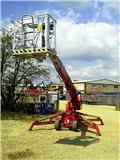Denka-Lift DL 22 N, 1998, Telescopic boom lifts