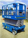 Genie GS 3246, 2009, Scissor lifts