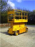Liftlux SL105-10, 2002, Scissor lifts