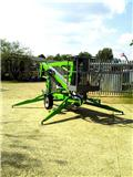 Niftylift 120TE, 2009, Trailer mounted aerial platforms