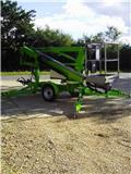 Niftylift 120TPE, 2005, Trailer Mounted Aerial Platforms