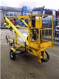 Niftylift 90ME, 2002, Trailer mounted platforms