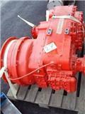 ZF Gearbox 4WG-65, Skrzynia biegów