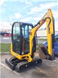 JCB 8018 CTS, 2012, Mini Excavators <7t (Mini Diggers)