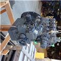 Shibaura 50 pk 4-cilinder motor, Motory