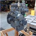 Shibaura 50 pk 4-cilinder motor, Dzinēji