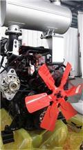Двигатель Cummins 4BTA3.9-C100, 2016