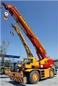 Tadano TR250M-6, 1996, All terrain cranes