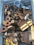 Bauer Spare parts for cutter BC, 1999, Drilling equipment accessories and spare parts