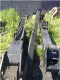 Timberjack 870B, 1998, Podvozja