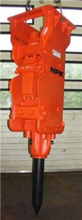 NPK H 7X 1050kg 12↔20t Generalüberholt, 2014, Martillos hidráulicos