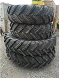 Michelin 420/85R30 KL + 420/80R46 MI, Wheels