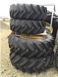 Mitas 460/85R34 + 380/85R24 Conti, 2015, Reifen