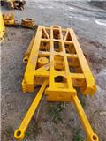 Bauer Hydraulic Grab DHG-C, 2008, Drilling equipment accessories and spare parts