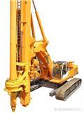 Delmag RH 1413、重型鑽孔機