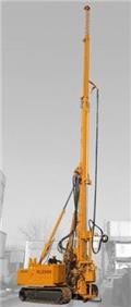 Klemm KB 3010 jet grouting rig, 2001, Heavy drills