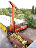 Wirth B10A, Water Well Drilling Rigs