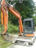 Hitachi ZX50U-2, Mini Excavators <7t (Mini Diggers), Construction Equipment