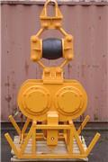 Finaros Vibro hammer/pile driver 400 kN, Vibratory Pile Drivers