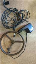 John Deere Rattmotor inkl kablage, GPS