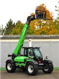 Deutz - FAHR 35.7 Agrovector 4x4x4 ** 7m / 3.5t. *, 2009, Carretillas telescópicas