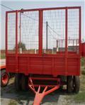 Koutsikos TRL 8m*2,5m ΜΕ 8 ΤΡΟΧΟΥΣ '13, 2013, Ρυμουλκούμενα γενικής χρήσης
