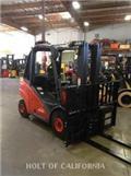 Linde H35D, 2010, Diesel Forklifts