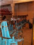 Lemken EurOpal 7 X, 2002, Reversible ploughs